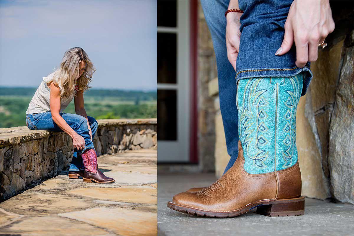 Tony lama tlx cowgirl magazine cowboy boots