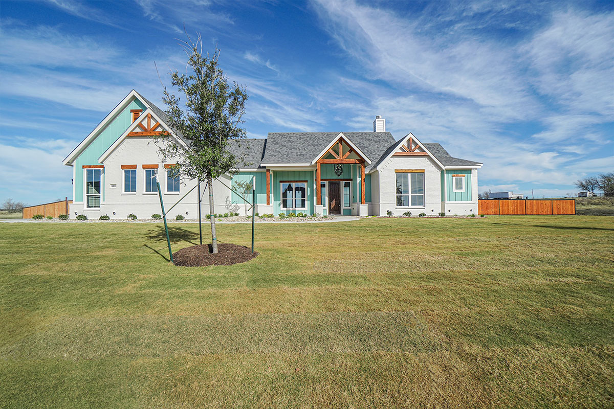 turquoise twist craftsman home cowgirl magazine
