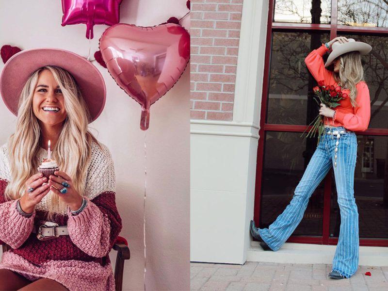 valentine's day cowgirl magazine