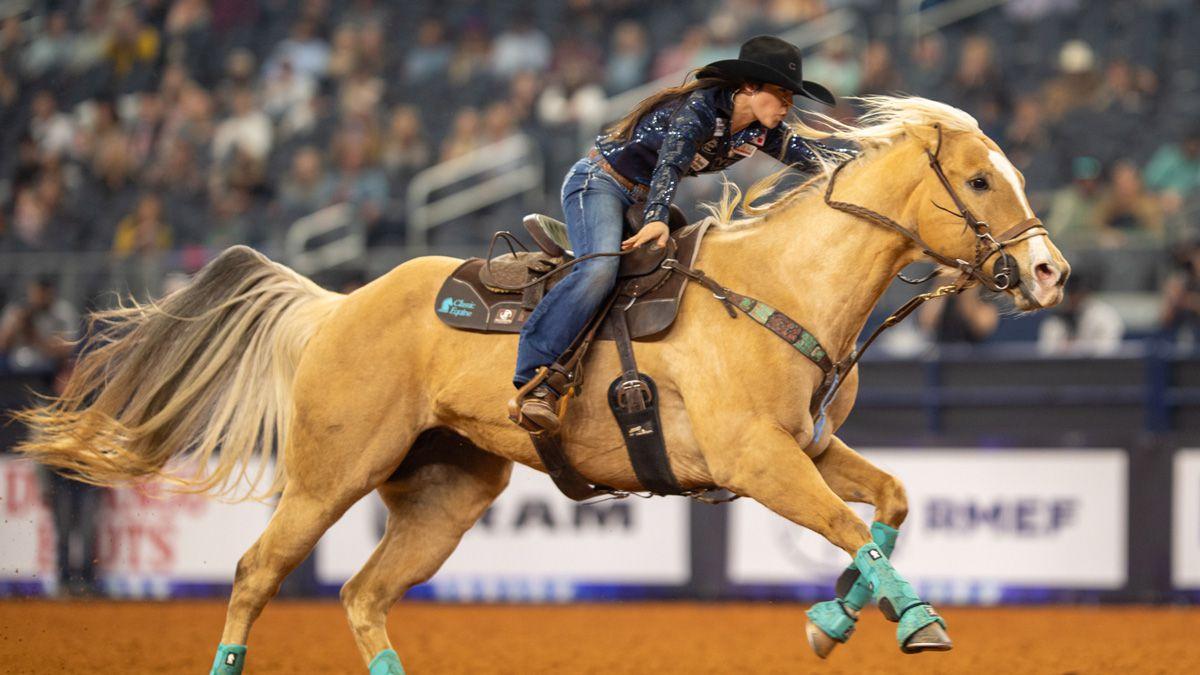 hailey kinsel american rodeo