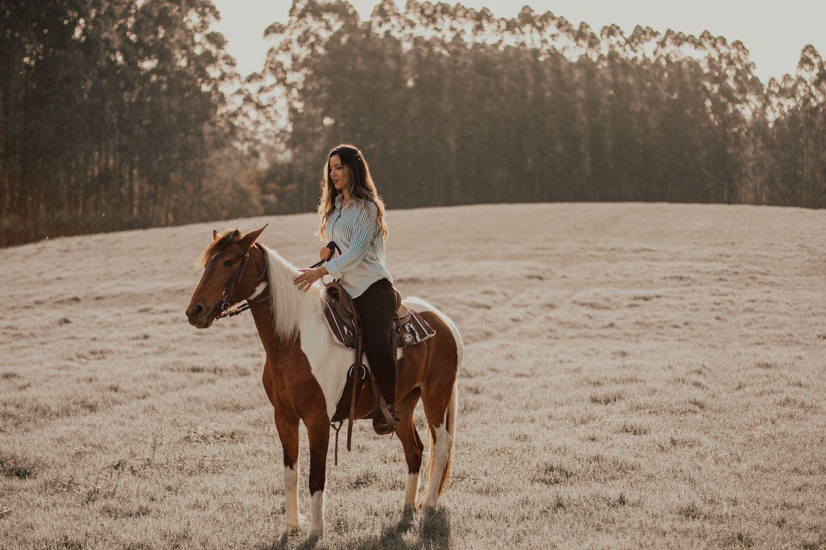 new horse cowgirl magazine