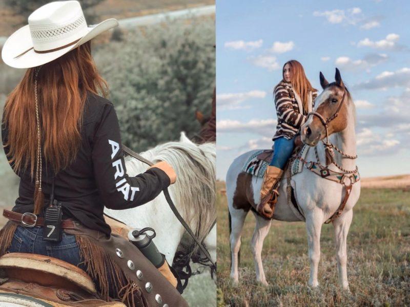 horse wrangler cowgirl magazine