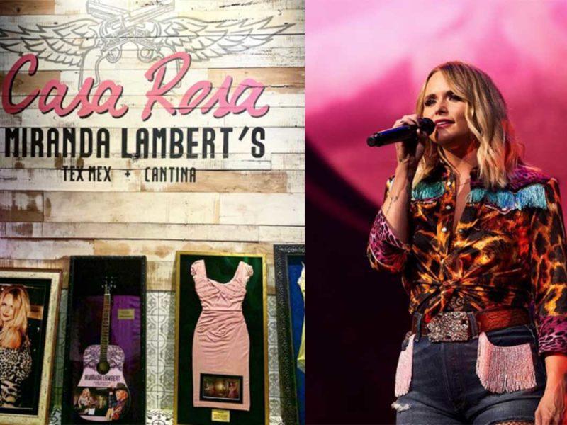 Casa Rosa Nashville Miranda Lambert cowgirl magazine Katie Lynn armstrong