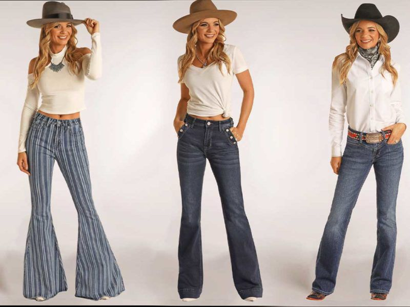 fashion posse rock and roll denim second collection cowgirl magazine