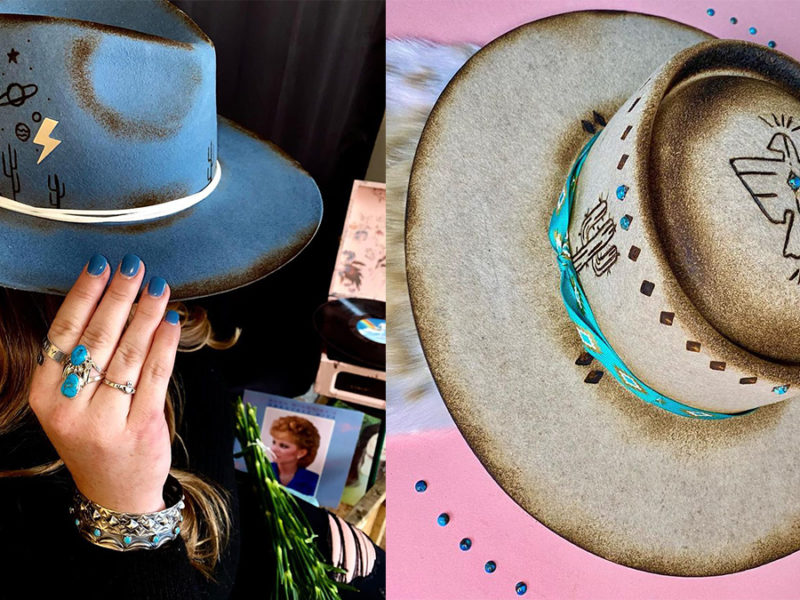 the fringed hussie cowgirl magazine