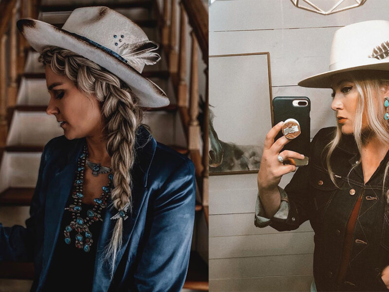 cowgirl hairstyles cowgirl magazine