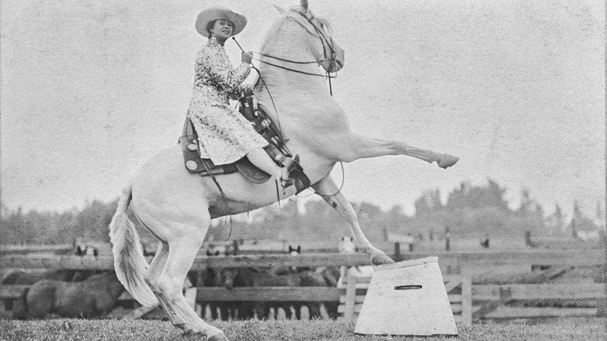 mamie francis cowgirl magazine