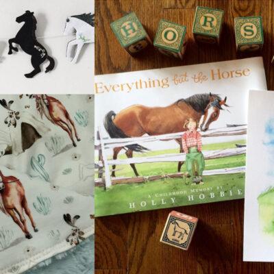 horse nursery cowgirl magazine