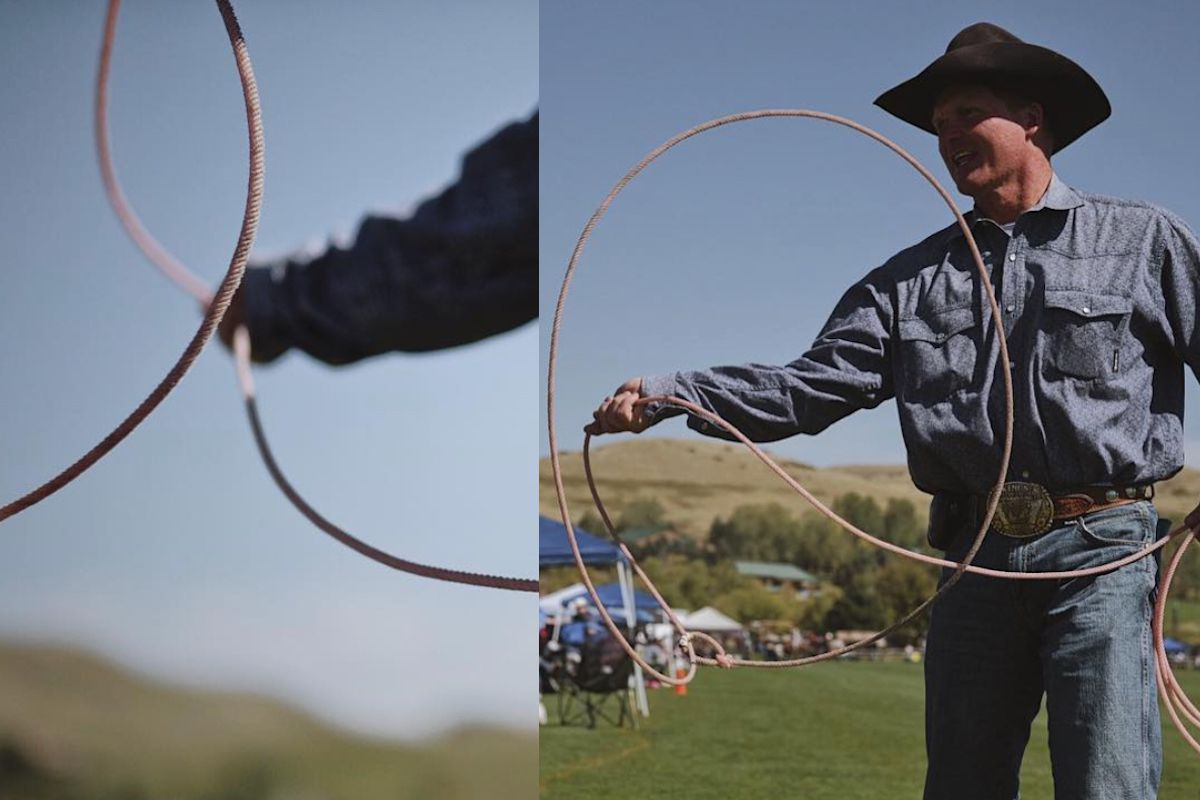 roping tricks cowgirl magazine
