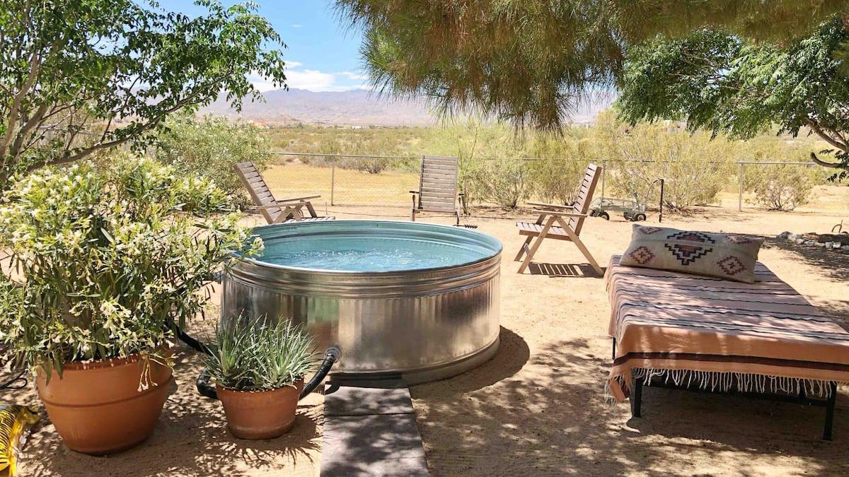 vintage desert bunnyden airbnb cowgirl magazine