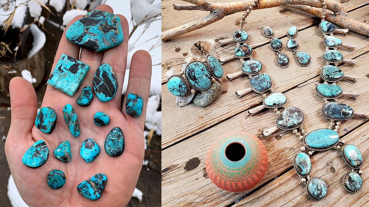 stormy mountain turquoise cowgirl magazine