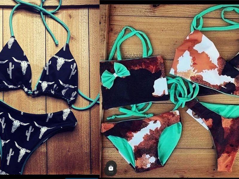 wet and western swimwear cowgirl magazine