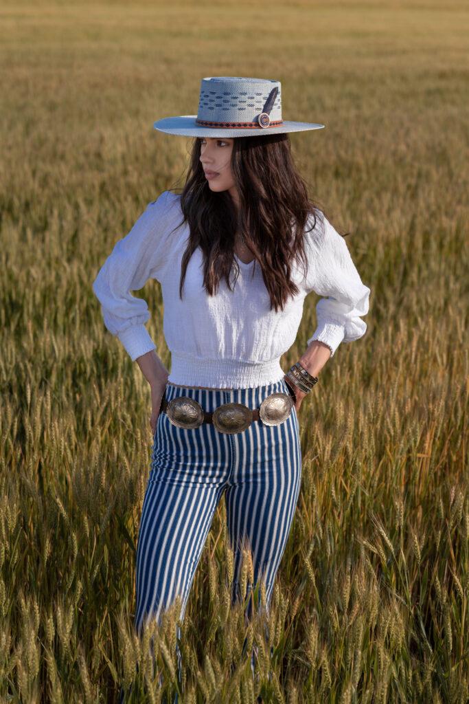 blue roan charlie1horse cowgirl magazine