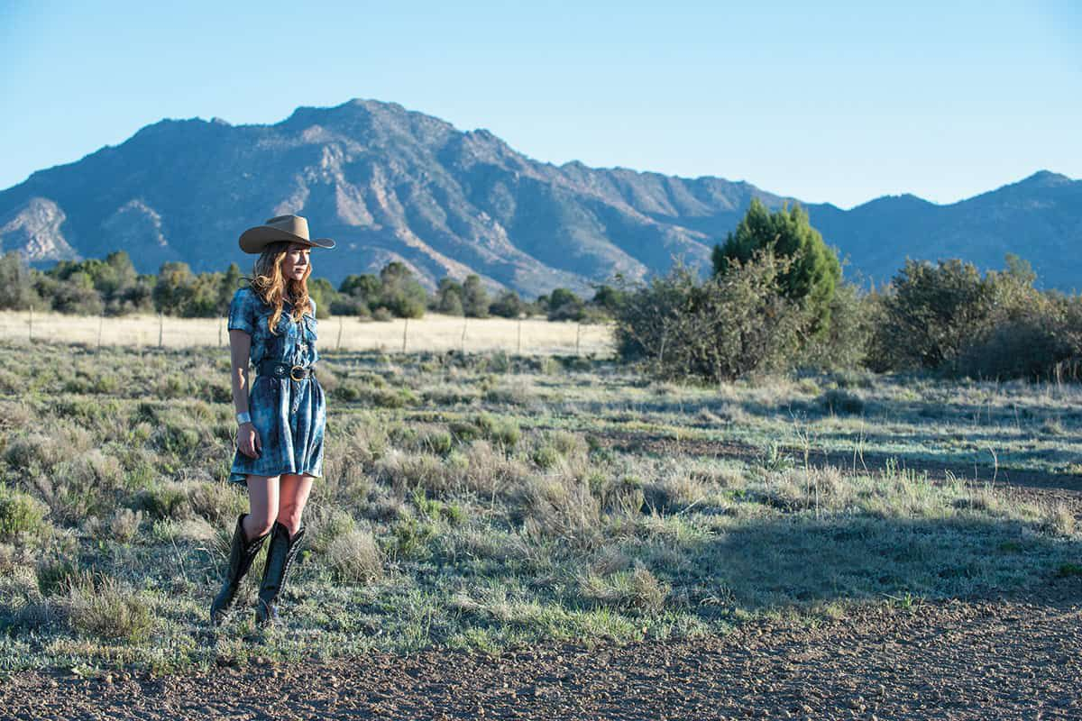 cowgirl magazine model search