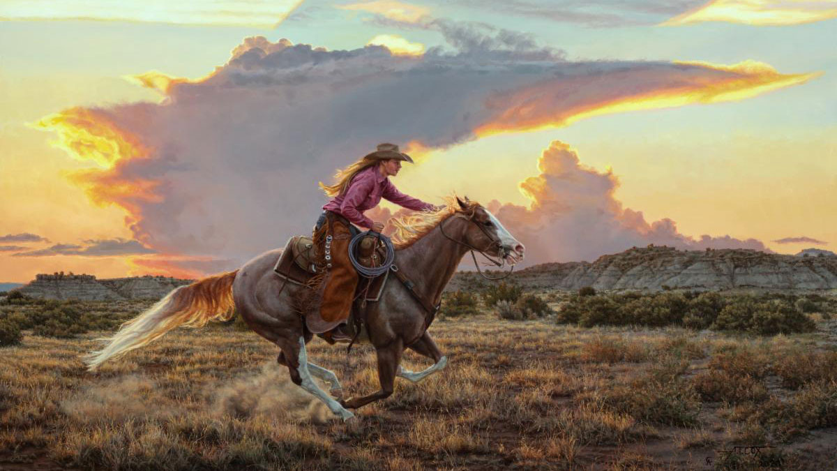 tim cox cowgirl magazine