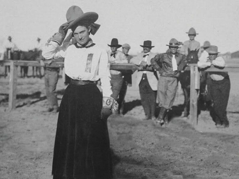 Goldie st.clair cowgirl iconic cowgirl magazine
