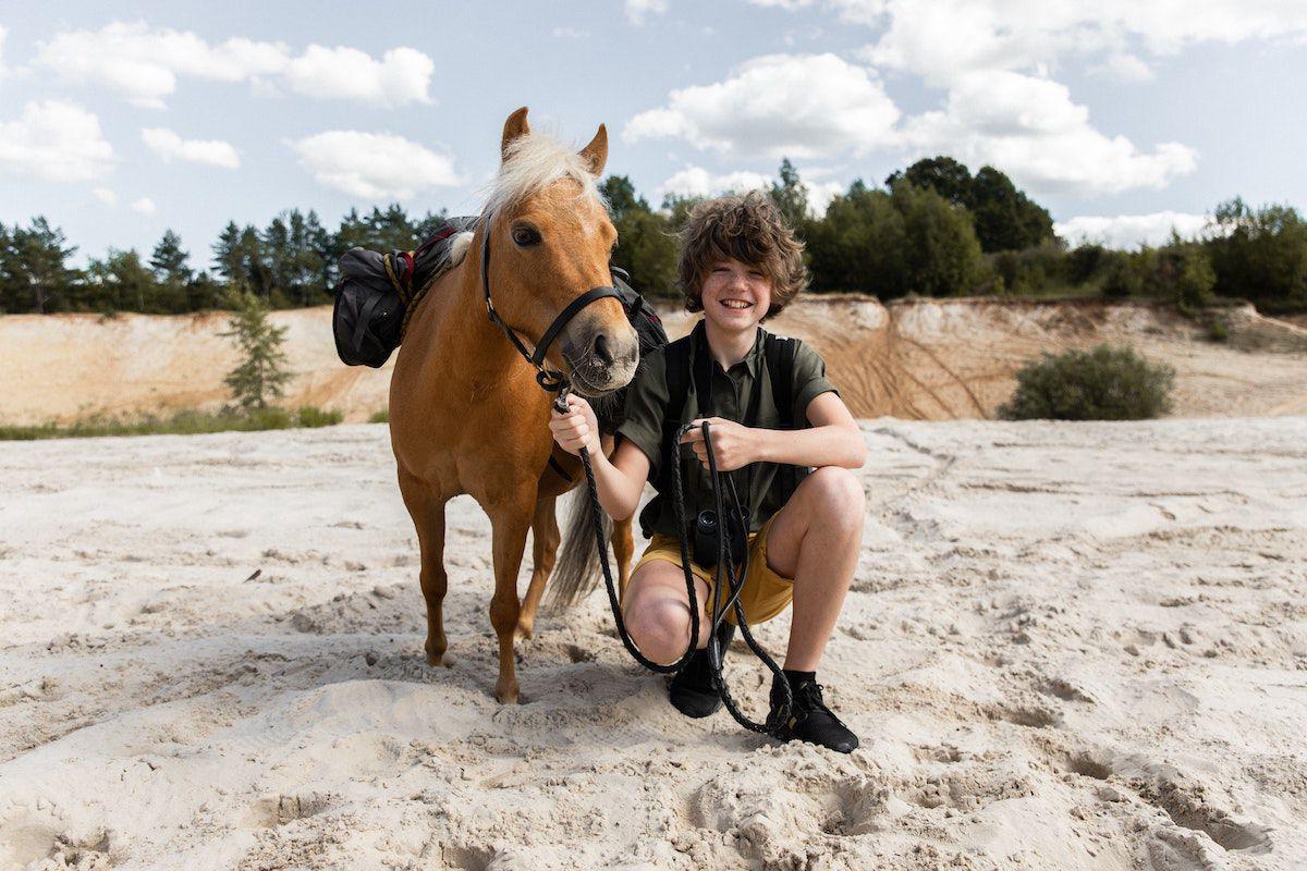 miniature horse cowgirl magazine