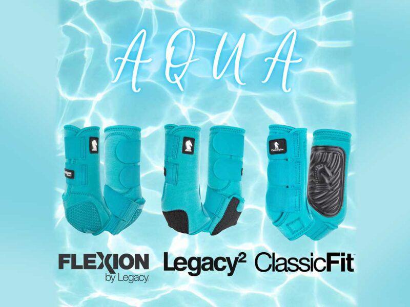 classic equine aqua sport boots cowgirl magazine