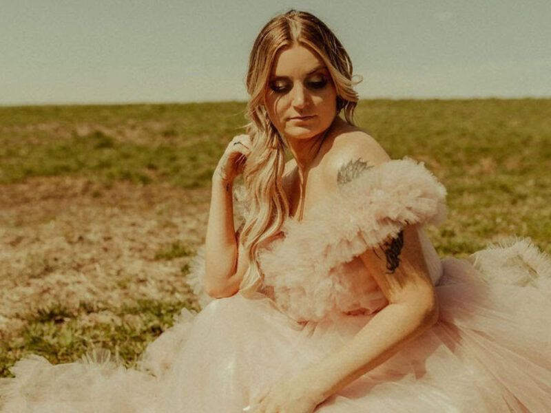 christine kindred music video heartbreak heart attack cowgirl magazine