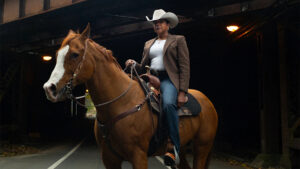 """The Concrete Cowgirl"" Is On A Mission To Preserve Philly's Urban Cowboys"