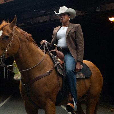 erin brown the concrete cowgirl cowgirl magazine