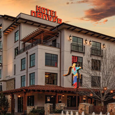 hotel drover cowgirl travel cowgirl magazine