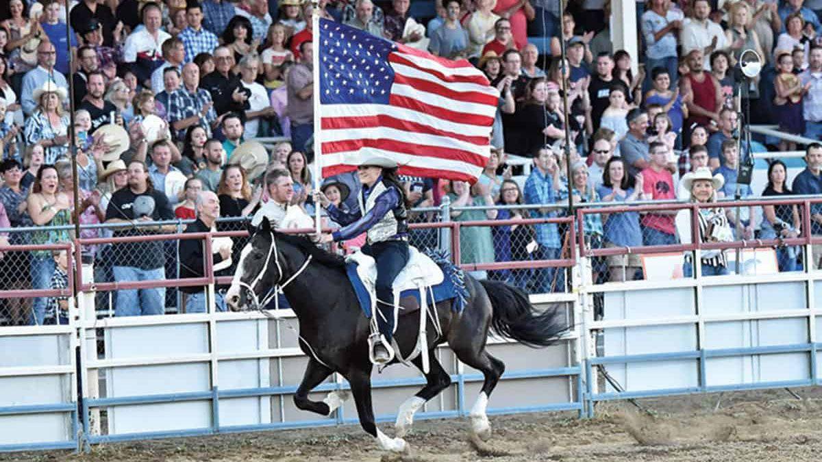 prescott frontier days rodeo cowgirl magazine
