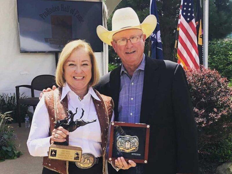 Jimmie Munroe wpra president cowgirl magazine