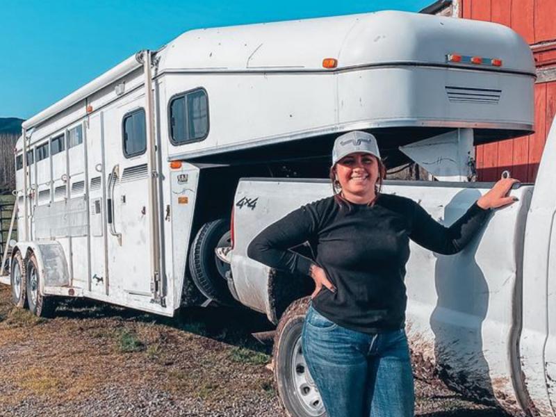 savannah dreyer cowgirl magazine