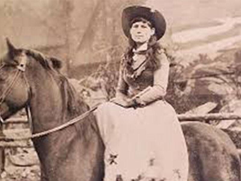 Annie oakley cowgirl magazine