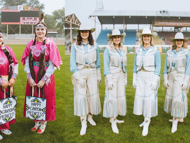 Pendleton princesses cowgirl magazine