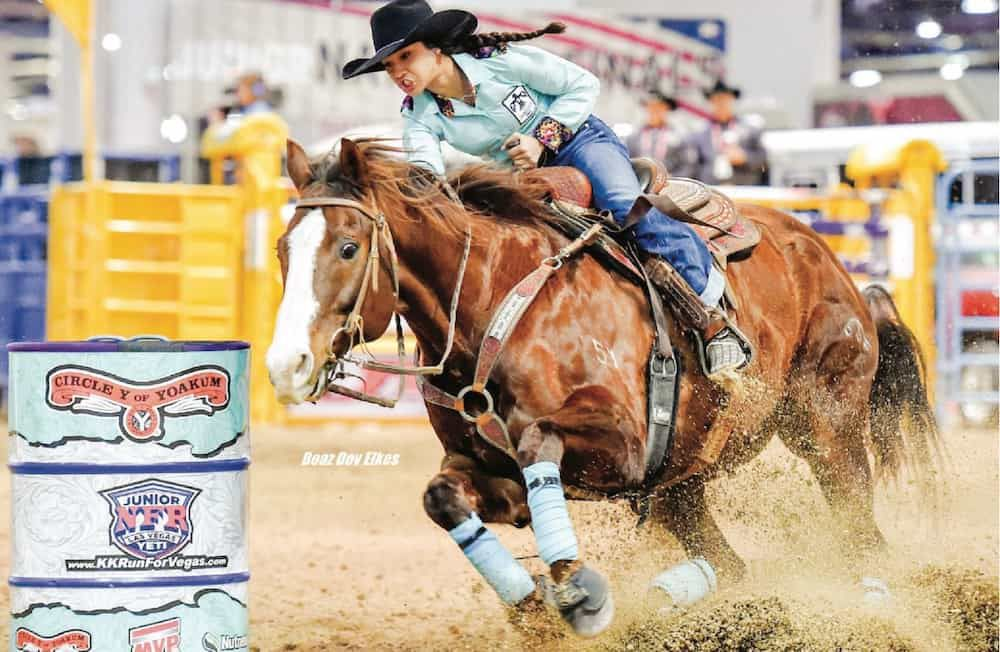 jr nfr cowgirl magazine