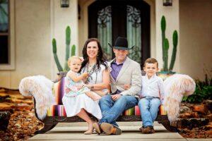 Desert Canary Design Family Photos