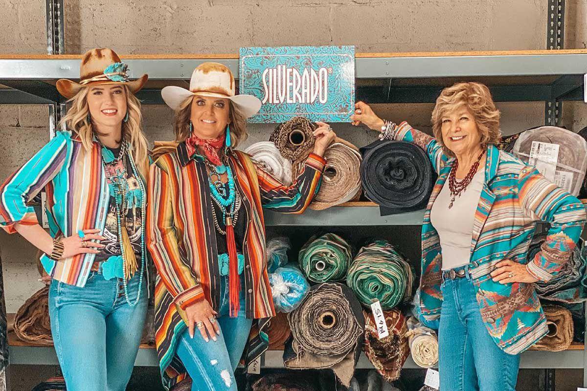 Silverado Apparel new owner cowgirl magazine