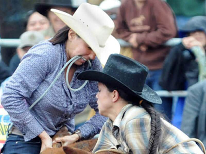 Double mugging cowgirl magazine