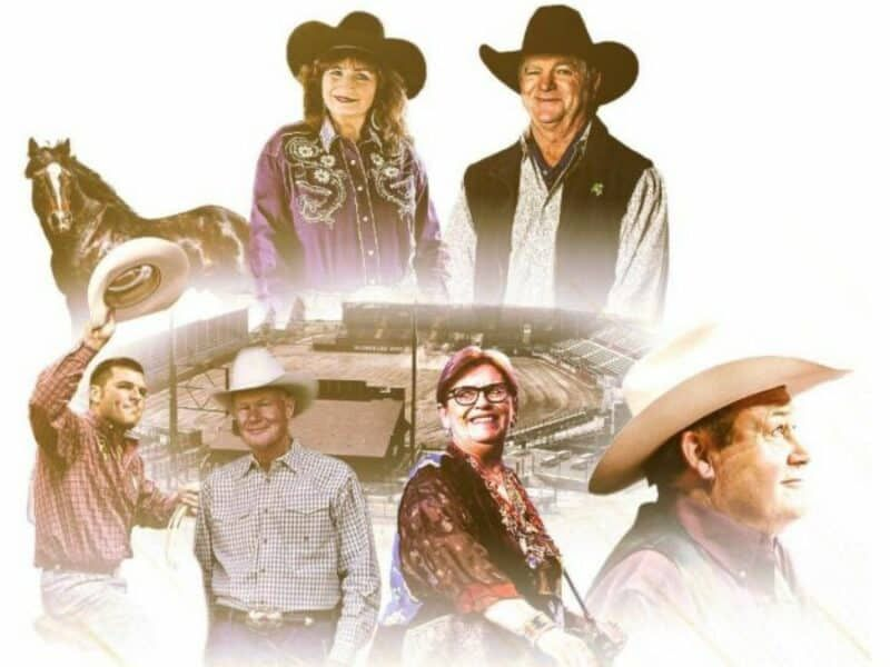 ProRodeo Hall of Fame Class of 2020 cowgirl magazine