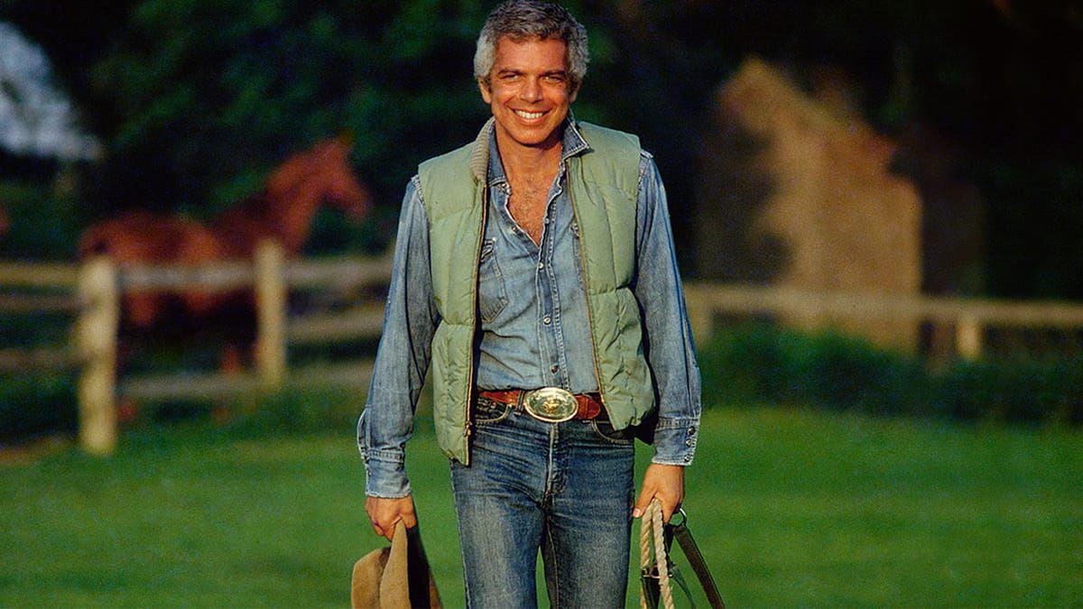 Ralph Lauren cowgirl magazine