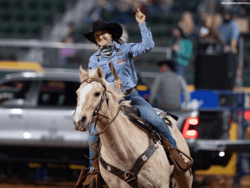 hailey kinsel cowgirl magazine