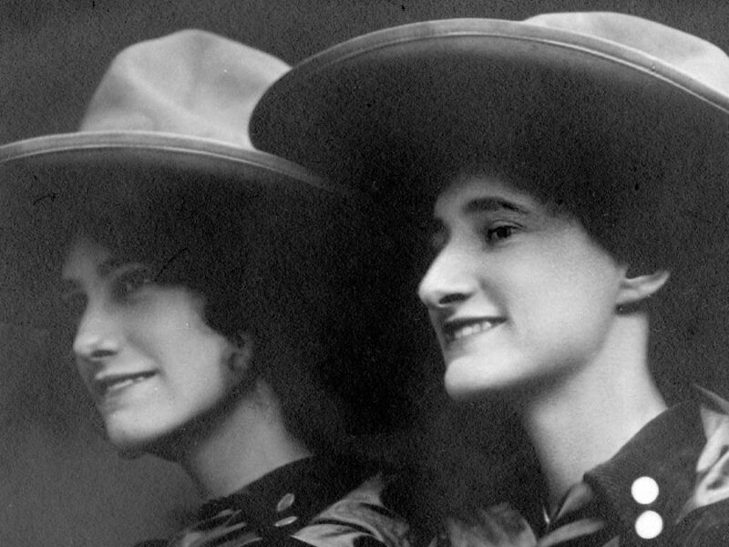 wild women of the west the parry sisters cowgirl magazine