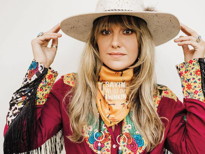lainey wilson lil bees bohemian cowgirl magazine