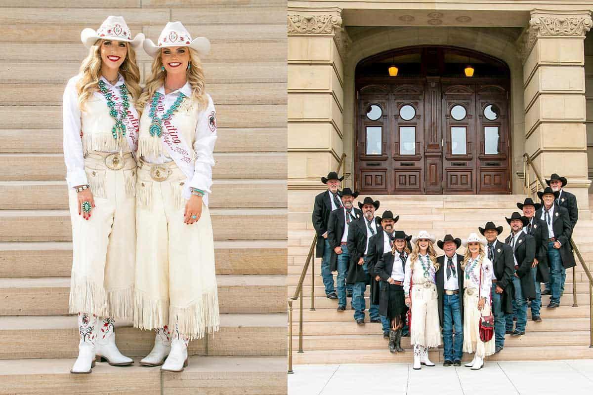 Cheyenne frontier days cowgirl magazine