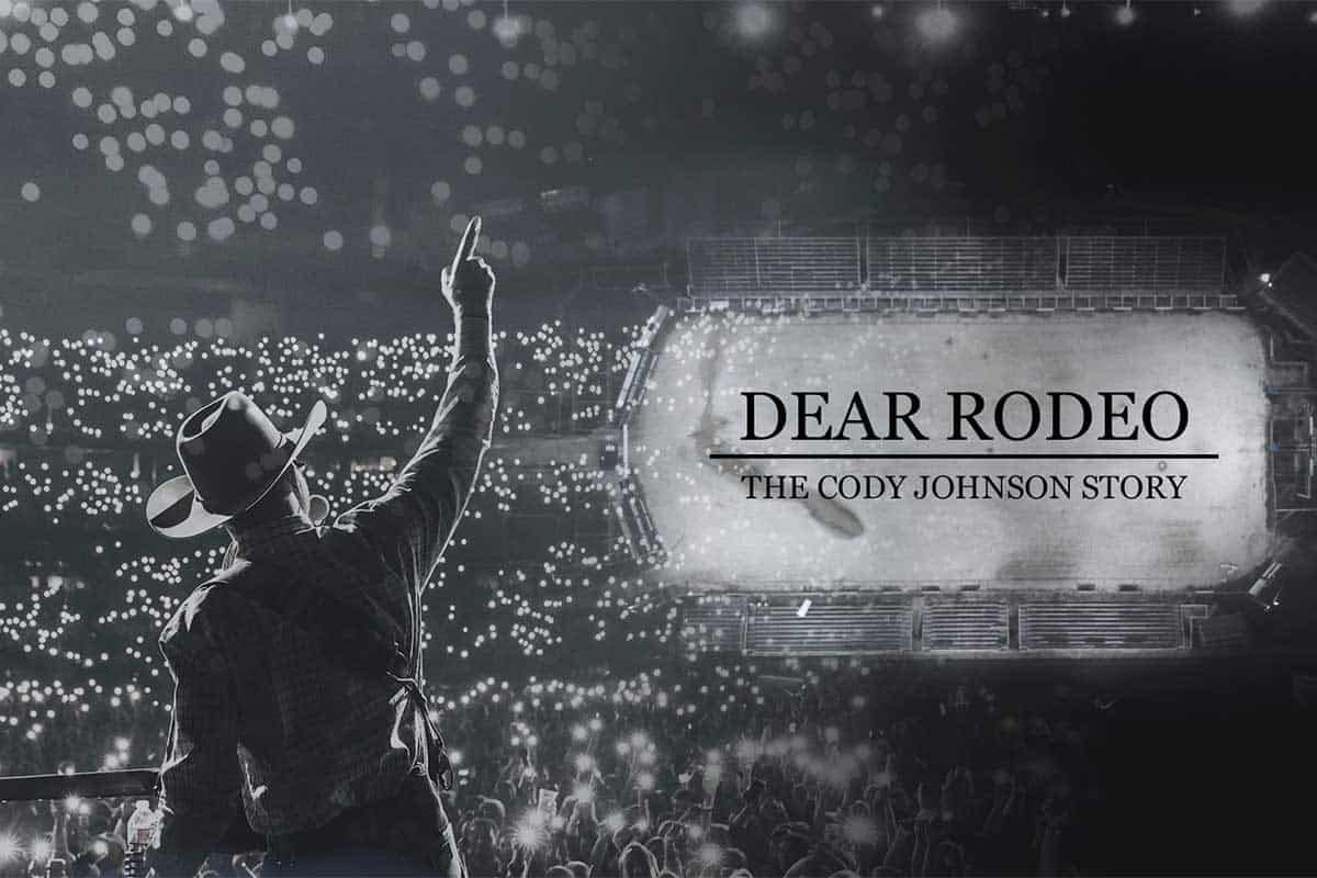 dear rodeo Cody Johnson cowgirl magazine