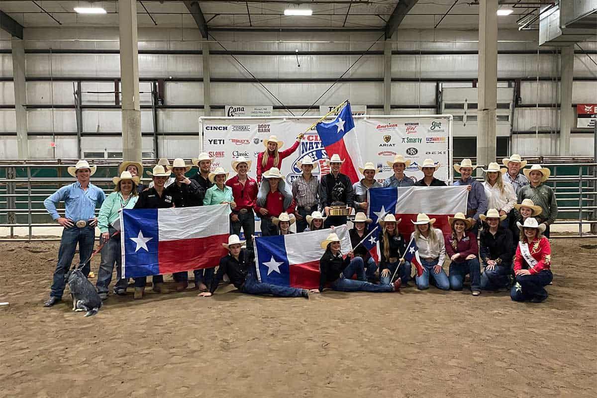 team texas nhsra thsra cowgirl magazine