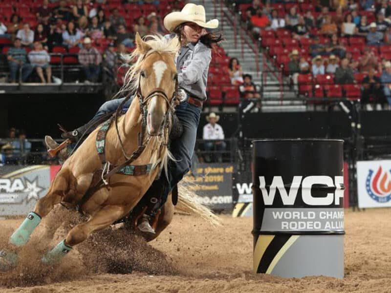 world champions rodeo alliance wcra rodeo cowtown coliseum cowgirl magazine
