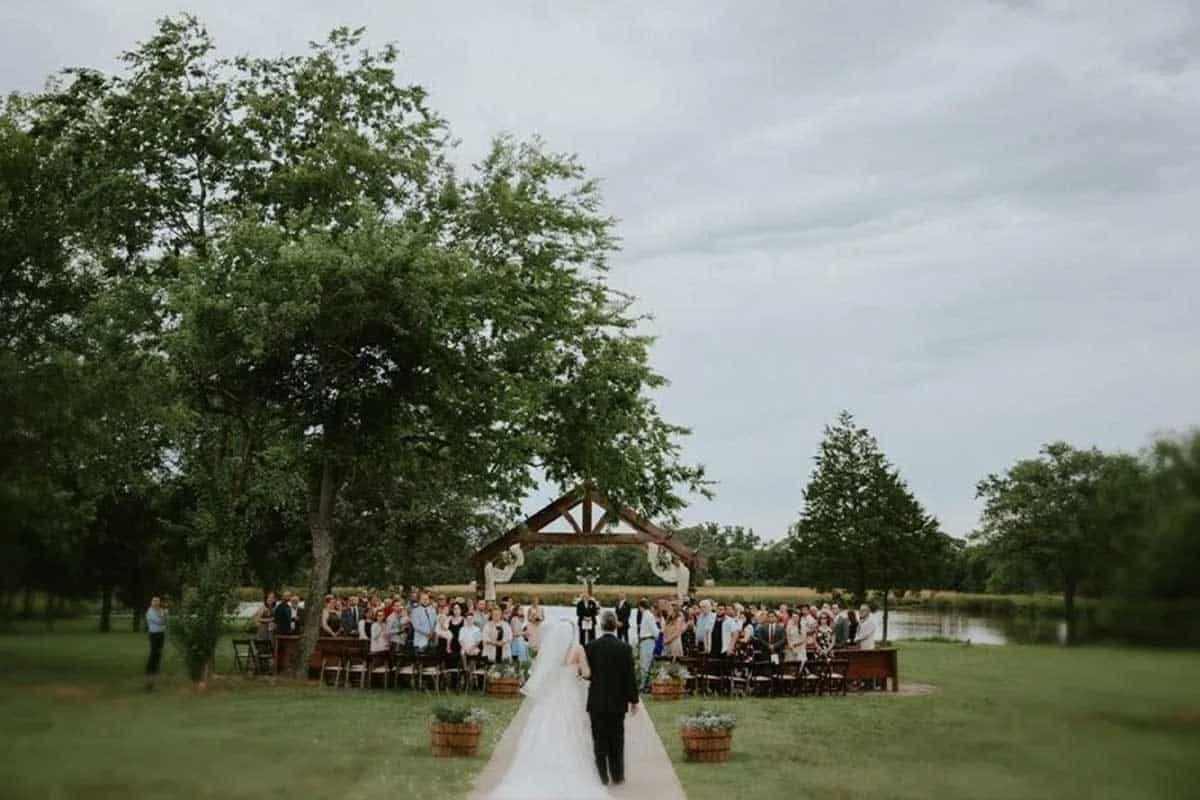 wildflower wedding venue cowgirl magazine