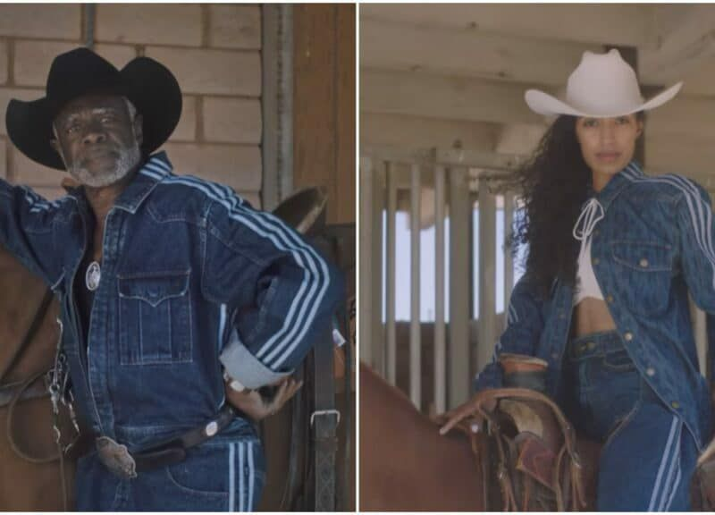 ivy park rodeo cowgirl magazine