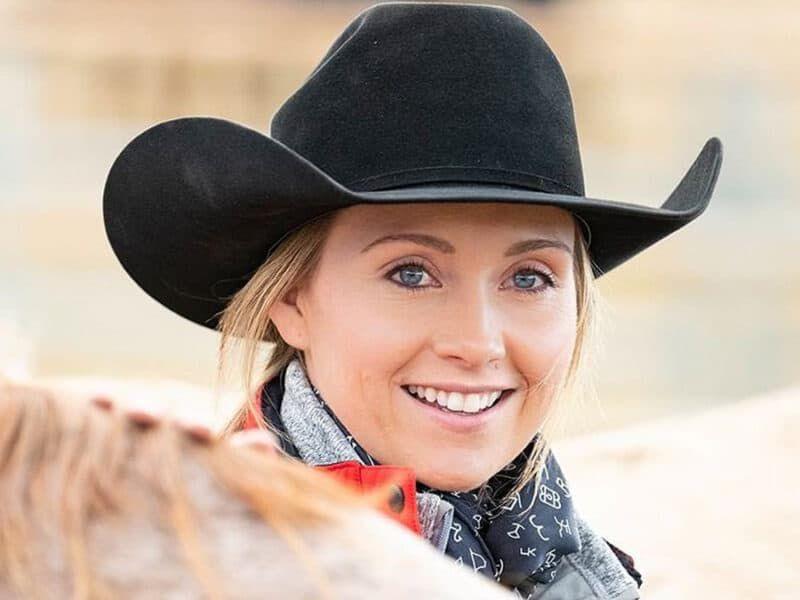 amber marshall heartland cowgirl magazine