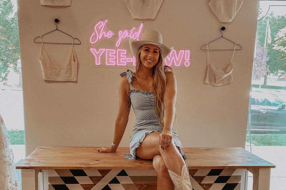 shaley ham west desperado Chantel Lauren designs cowgirl magazine