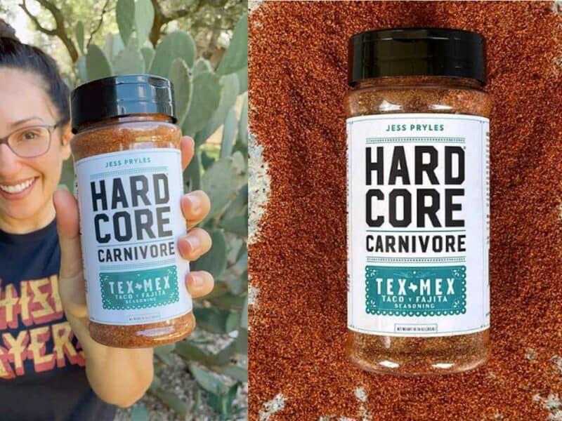 Tex Mex hardcore carnivore Tex Mex jess pryles cowgirl magazine