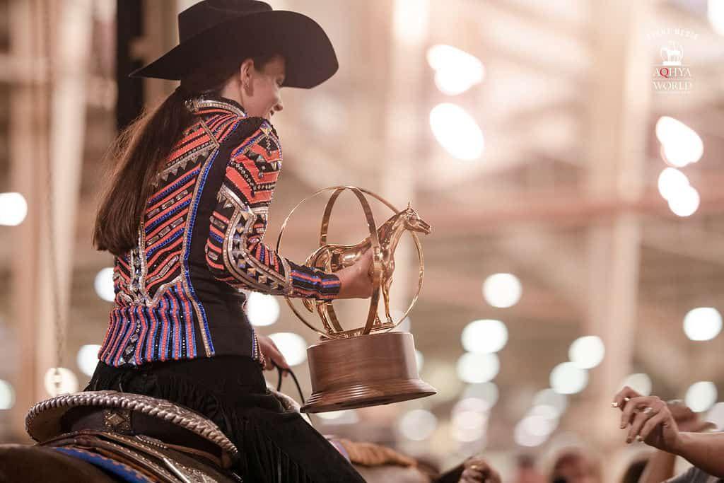 aqhya world show cowgirl magazine